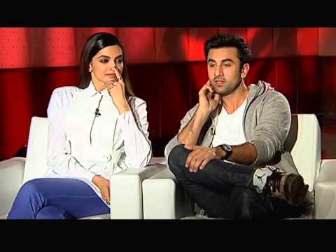 Ranbir Deepika in conversation with Neeru Sharma - Part 1