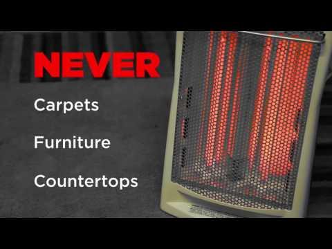 PSA - Space Heater Safety