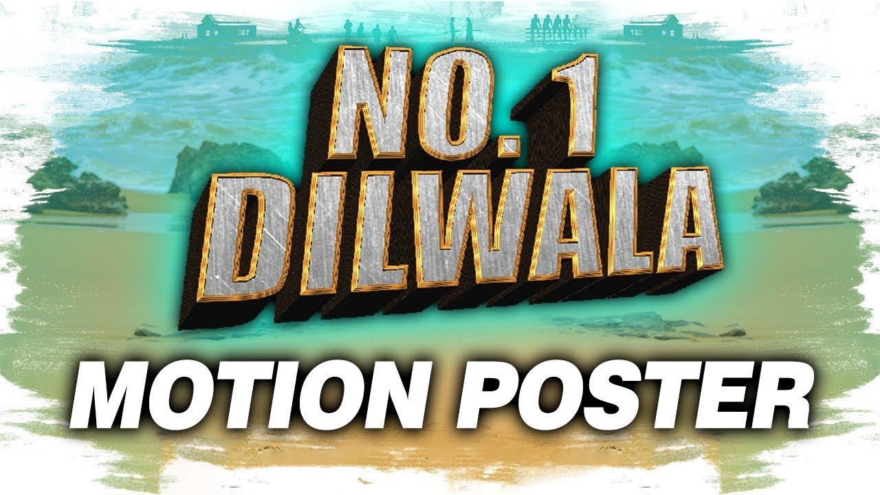 No. 1 Dilwala (Vunnadhi Okate Zindagi) Official Hindi Dubbed Motion Poster   Ram Pothineni, Lavanya Watch Online & Download Free