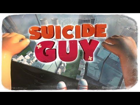 СИМУЛЯТОР САМОУБИЙЦЫ — SUICIDE GUY