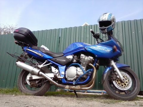 Suzuki GSF 600 Bandit S - отличный и надежный мотоцикл. Пять лет эксплуатации.