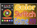 Craziest Color Switch EVER - NEW WORLD RECORD !!! Recorded via Qviky App