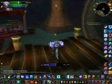 World of Warcraft Jewel Of The Sewers Fishing Daily Walk Through from Epicwins.com