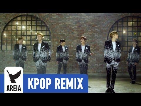 U-KISS - Playground   Areia Kpop Remix #170