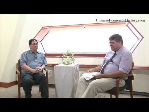 Chinese Economic History -- An interview with Prof. R. Bin Wong