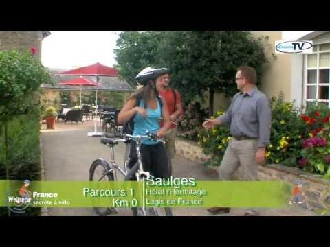 France secrète à vélo, destination la Mayenne