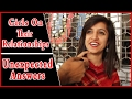 Cute Girls Openly Talk About Their Relationships with Boys - Unexpected Ans| THF  Ab Mauj legi Dilli