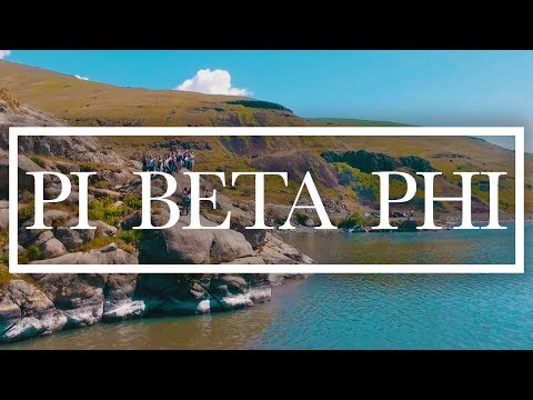 PI BETA PHI // Washington State University Recruitment Video 2017