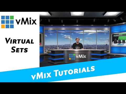 Using vMix Virtual