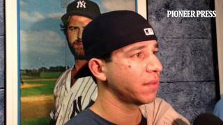 Video: Tommy Milone says he is still waiting on those back-back International League Pitcher of the