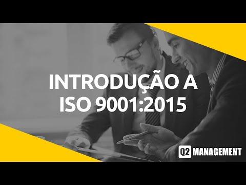 Introdução à ISO 9001:2015