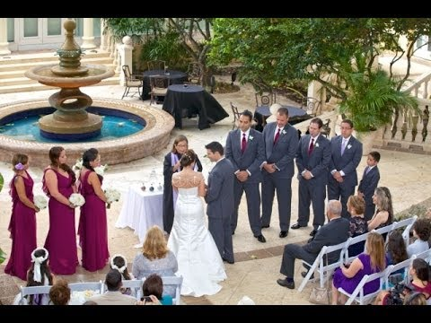 Bilingual Wedding Officiant (English-Portuguese-Spanish)