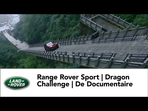 New Range Rover Sport 18 MY | Dragon Challenge | De Documentaire