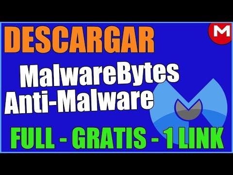 Descargar MalwareBytes AntiMalware 2016 + Serial Español | Full - Gratis - Premium 1 Link Mega
