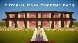 Tutorial Casa Moderna Facil  (PT4)
