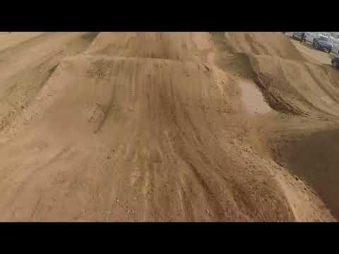 Onboard  Alex Martin RD Field Supercross Track