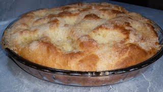 Сахарный пирог! #рецепт #сахарный пирог #готовитькак2х2 #рецепты