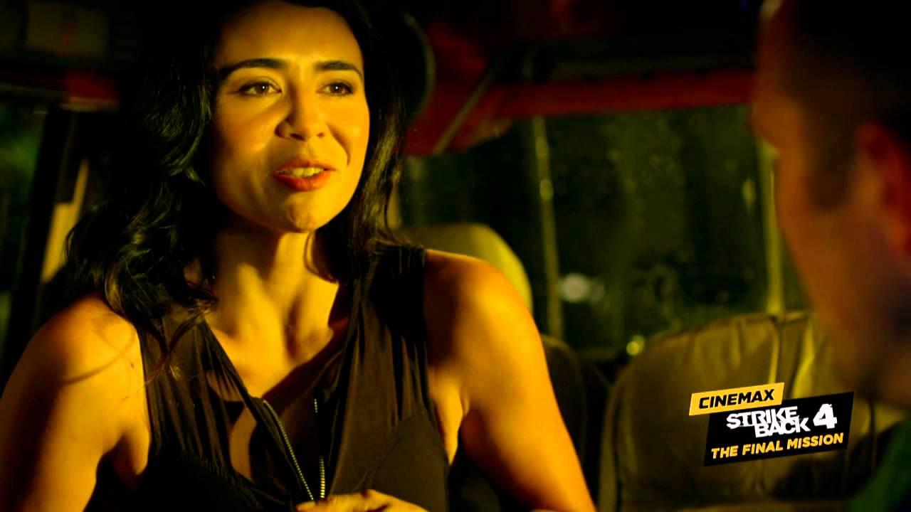 Download Strike Back Season 4: About (Cinemax)