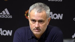 Manchester United 4-1 Newcastle - Jose Mourinho Post Match Press Conference - Premier League #MUNNEW