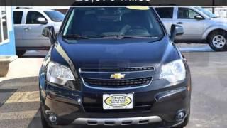 2013 Chevrolet Captiva Sport Fleet LT Used Cars - Alexandria,Minnesota - 2014-05-20
