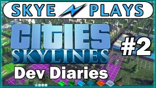 Cities: Skylines Dev Diary Review - Part 2 ► Zoning - The Big Debate ◀ [With Subtitles]