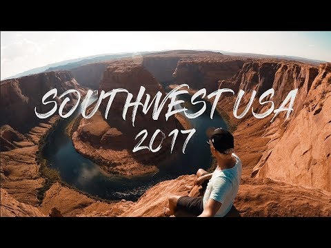 SOUTHWEST USA 2017 ROADTRIP | GoPro | Mavic Pro