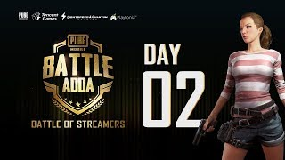 PUBG MOBILE LIVE Battle Adda Tournament | SOUL MORTAL, HYDRA ALPHA, GAREEB, KRONTEN GAMING