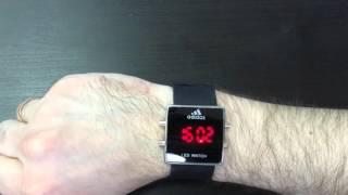 Видео обзор мужских часов Adidas от sumo4ki.ru