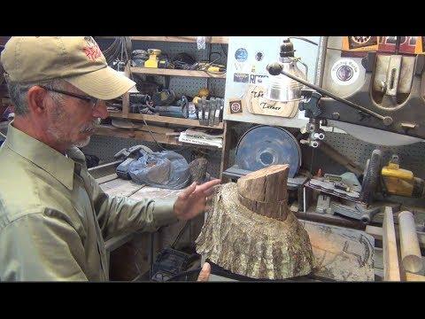 Amazing wood find woodturning by Al Furtado