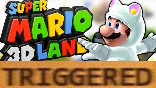 How Super Mario 3D Land TRIGGERS You!
