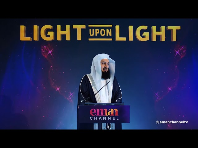 Simple Miracles Part 1 - Mufti Menk