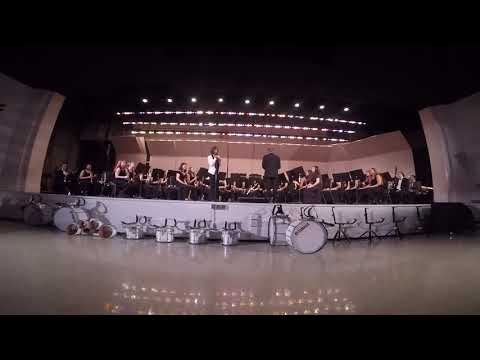 """2019 Williamsville South High School Bands - """"Dragoon's Farewell"""" - Arranged by Brant Karrick"""