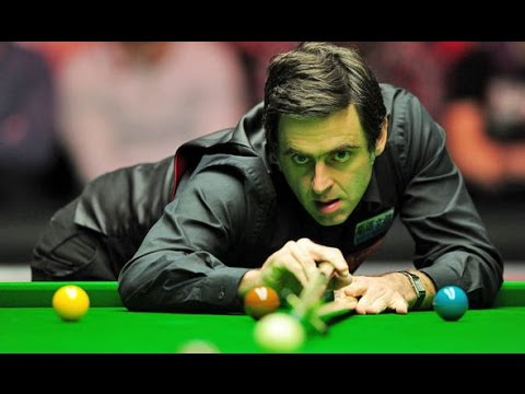 Ronnie O'Sullivan 147 break fastest in history