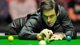 Snooker 147 - Ronnie O'Sullivan 147 break fastest in history