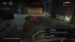 Gears of War 4 - double blind