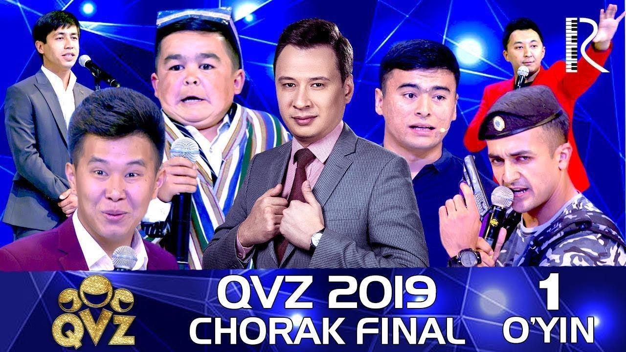 QVZ 2019 | Chorak final | 1-O'YIN