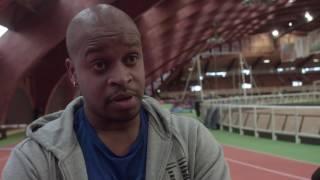 Interview Dimitri Demonière - Entraîneur de Jimmy Vicaut