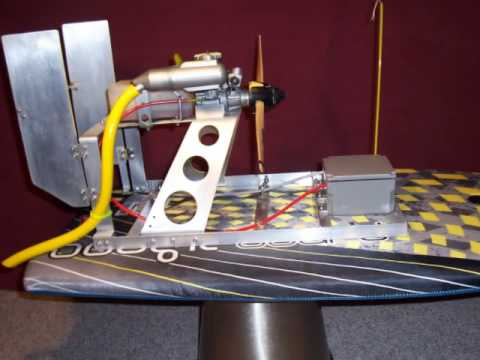 rc airboat - YouTube