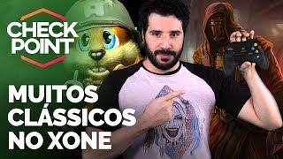 """CLÁSSICOS VINDO PARA O XBOX ONE, RED DEAD REDEMPTION """"REMASTER"""" E MEGA MAN X COLLECTION - Checkpoint"""