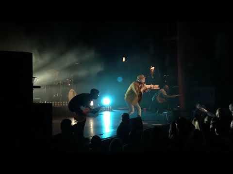 Mat Kearney - Heartbeat (Indy 3/31/18)