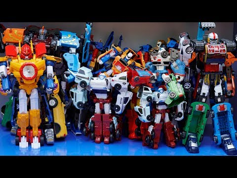 Full Tobot Adventure Vs Athlon Robot Transformers Combiner Mainan #трансформеры Truck Car Toys
