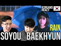 SOYOU X BAEKHYUN - RAIN (소유x백현 - 비가 와) Reaction!!