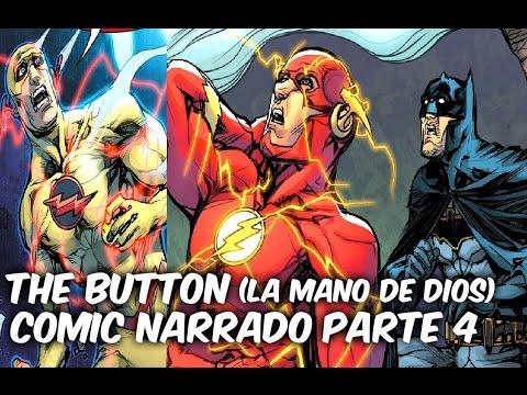 "BATMAN Y FLASH INVESTIGAN AL DR MANHATTAN ""The Button (WATCHMEN)"" Parte 4 Final Comics Tj"
