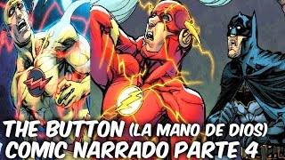 "BATMAN Y FLASH INVESTIGAN AL DR MANHATTAN ""The Button (WATCHMEN)"" Parte 4 Final @SoyComicsTj"