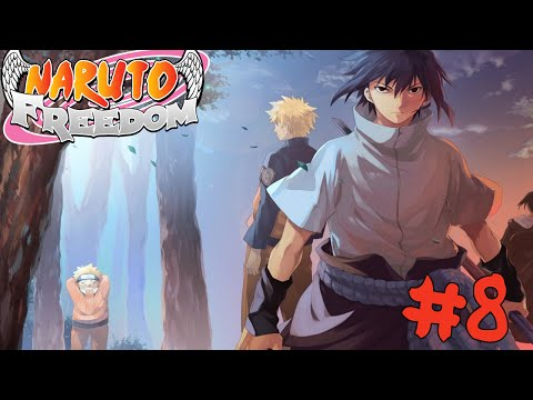 Naruto Freedom Episode 8 (Minecraft Naruto Modpack) || The Best Cookies!