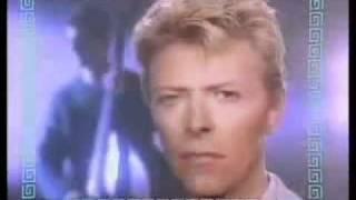 David Bowie - China Girl (lyrics)