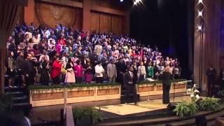 The Brooklyn Tabernacle Choir Freddy Washington Every Praise Servicio 1500H 20140427