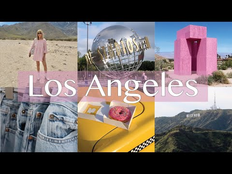 Los Angeles Vlog | A week in LA doing the most!! Universal S