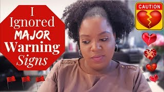 DATING WARNING SIGNS TO WATCH OUT FOR | Plus Size Dating