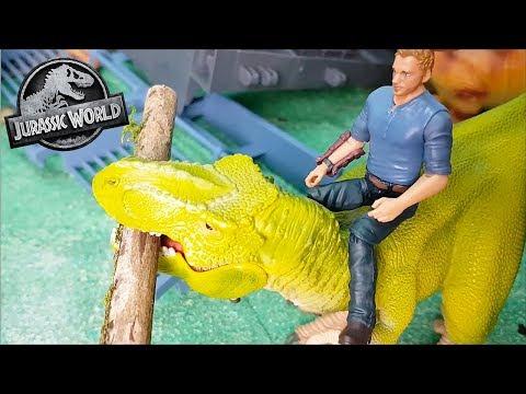 La costruzione di Jurassic World [Il Parco dei Dinosauri 🐾 Episodio 3]